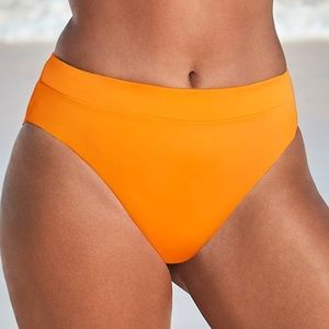 Swimsuits For All HIGH LEG SWIM BRIEF